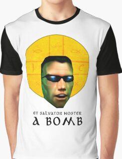 JC Et Salvator - Deus ex Graphic T-Shirt