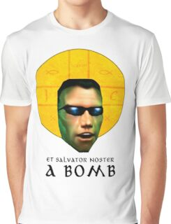 JC Et Salvator - Deus ex Graphic T-Shirt