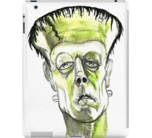 FRANKENSTEIN SNOB ART JACK JOYA iPad Case/Skin