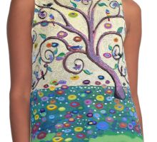 Tree of Life Contrast Tank