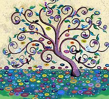 Tree of Life by goanna
