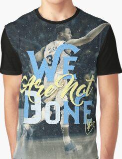 Basketball Art Golden State Championship Graphic T-Shirt