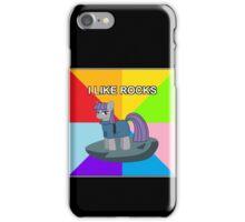 Maud Pie meets asdf: I like rocks! iPhone Case/Skin