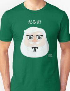 Colonel Daruma Unisex T-Shirt