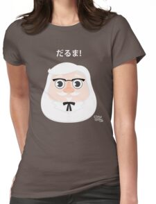 Colonel Daruma Womens Fitted T-Shirt