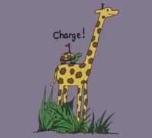 Charge! Kids Tee