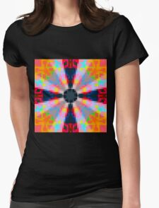 Pixel Spices Womens Fitted T-Shirt
