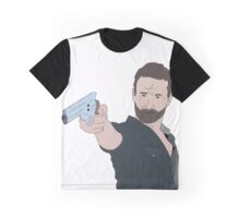 Rick Grimes Graphic T-Shirt