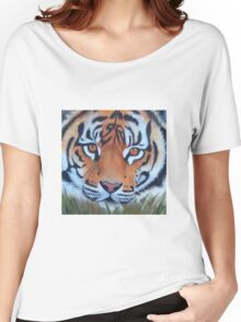 Prowling tiger (12) Women's Relaxed Fit T-Shirt