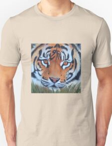Prowling tiger (12) Unisex T-Shirt