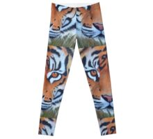 Prowling tiger (12) Leggings