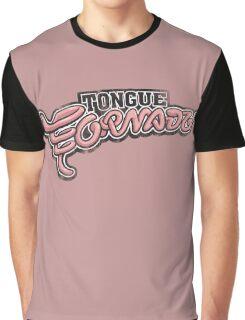 Tongue Tornado Graphic T-Shirt