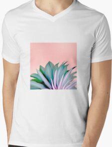 Mystery Beauty Mens V-Neck T-Shirt