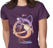Technicolor Womens Fitted T-Shirt