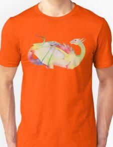 Rainbow dragon design Unisex T-Shirt
