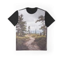 Over the mountains and through the woods Graphic T-Shirt