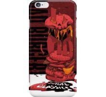 MADBURGER iPhone Case/Skin