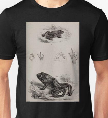 Proceedings of the Zoological Society of London 1848 - 1860 V4 Reptilia 031 Unisex T-Shirt