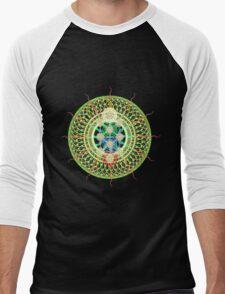 Visionary Kabbala Men's Baseball ¾ T-Shirt