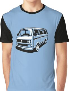 T3 Bus Graphic T-Shirt