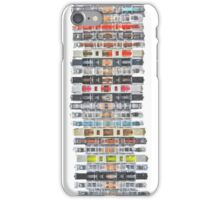 Analog Tape Cassettes iPhone Case/Skin