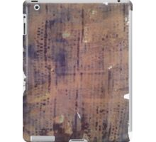 Mistake Turned Art iPad Case/Skin