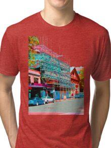 Colour Construct Tri-blend T-Shirt