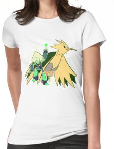 PeriDOS Womens Fitted T-Shirt
