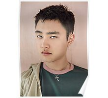 D.O lucky one Poster