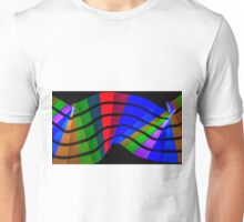 Pixel Sticking Unisex T-Shirt