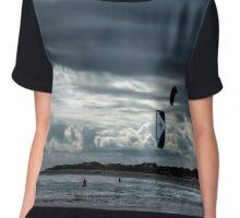 The End of the Day............... Women's Chiffon Top