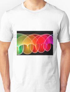 Pixel Stick Fun Unisex T-Shirt