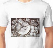 Fruits autumn varieties - 1871 - Currier & Ives Unisex T-Shirt