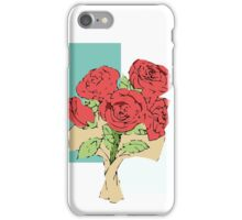 Your bouquet of roses iPhone Case/Skin