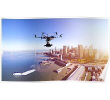Photo Drone Poster