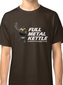 Full Metal Kettle BBQ Classic T-Shirt
