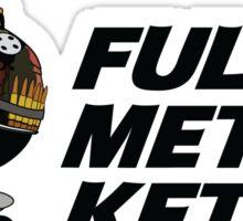 Full Metal Kettle BBQ Sticker