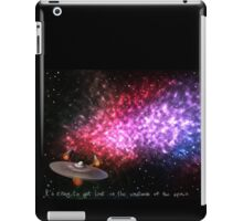 It's easy to get lost in the vastness of the space iPad Case/Skin