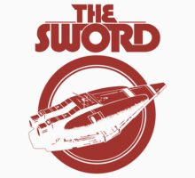 The Sword-red Baby Tee