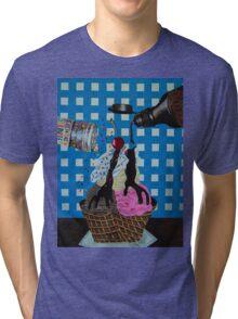 We all scream for Tri-blend T-Shirt