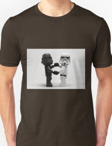 Lego Star Wars Stormtroopers Love Minifigure Unisex T-Shirt