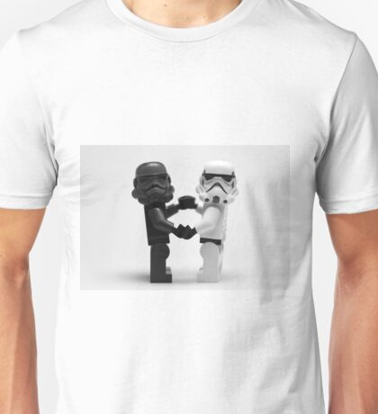Lego Star Wars Stormtroopers Love Minifigure Unisex T-Shirt