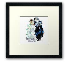Gil & Oz (Pandora Hearts) Framed Print