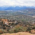 View From Virginia City, Nevada USA by Mike Pesseackey (crimsontideguy)