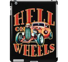 Hell on Wheels iPad Case/Skin