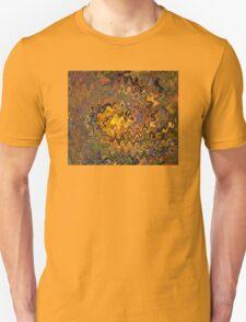 Abstract Foliage Unisex T-Shirt