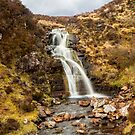 Moorland Waterfall by Dave Hare