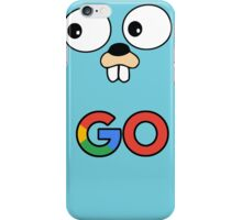 google go programming language color iPhone Case/Skin