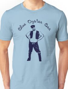 BLUE OYSTER BAR POLICE ACADEMY Unisex T-Shirt
