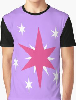 My little Pony - Twilight Sparkle Cutie Mark Graphic T-Shirt